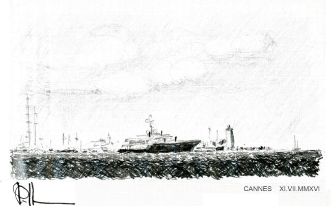 Croquis cannes